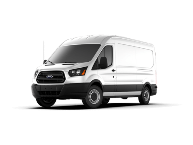 2018 Ford Transit-350 Base Van Medium Roof Cargo Van